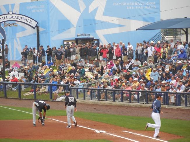 3-12-13 Yankee Game! 049