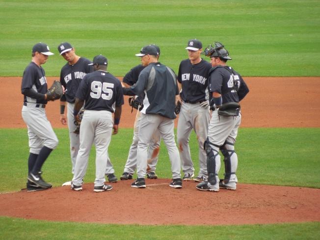3-12-13 Yankee Game! 146