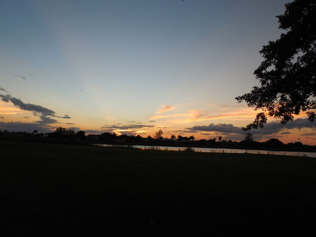 10-1-13 golf course-sunset 098