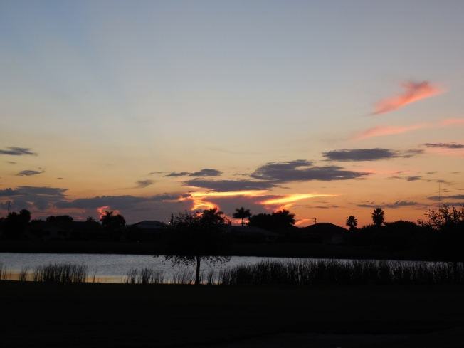 10-1-13 golf course-sunset 130